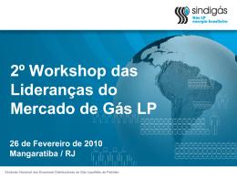 O Mercado de Gás LP no Brasil