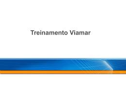 Treinamento de Vendas - Viamar Virtual - Outubro