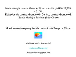 Curso_Meteorologia em ppt