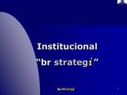 """A """"br strategi"""""""