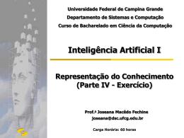 06 - Computação UFCG - Universidade Federal de Campina Grande