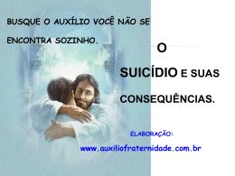 O Suicídio e Suas Consequências