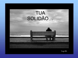 Tua Solidão - Dij
