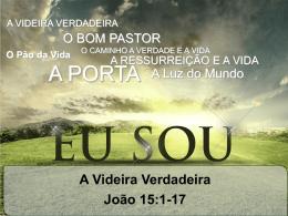 JOÃO 15