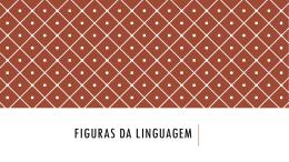 Figuras da linguagem