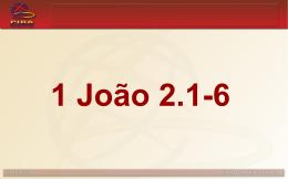 1 João 2.1-6