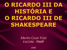 Quem é Shakespeare?