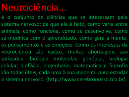 neurociências 24-09