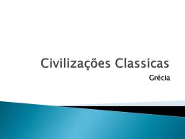 Civilizações Classicas