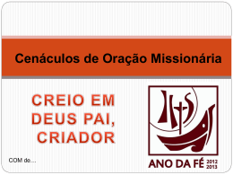 COMFevereiro2013 - Missionários Combonianos