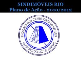 Plano de Ação Sindimóveis Rio 2010