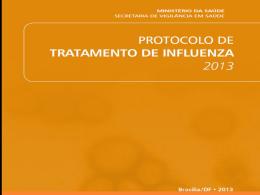 Influenza - Protocol..