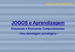 Jogo - Riachuelo Games