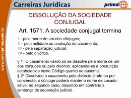 """"""" O cônjuge responsável pela separação judicial prestará ao outro"""