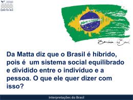 Aulas_Roberto_da_Matta_2 - Acadêmico de Direito da FGV