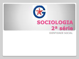 Papéis Sociais-1º trimestre 2012