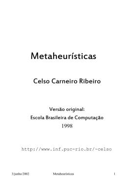 Algoritmos - PUC-Rio