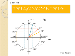 Teorema Fundamental da Trigonometria
