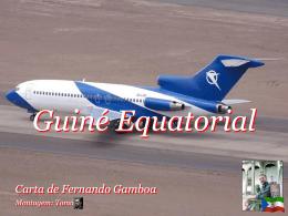Guiné Equatorial - iscte-iul