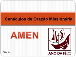 COMDezembro2013 - Missionários Combonianos