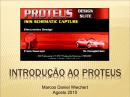 Introdução ao proteus