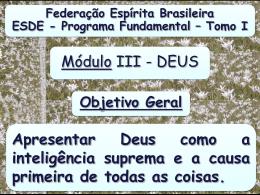 Euzebio-2008 - ESDE - Federação Espírita Brasileira