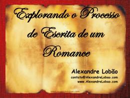 Como Escrever um Romance de Sucesso