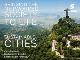 como pensar em planejamento urbano para o futuro das
