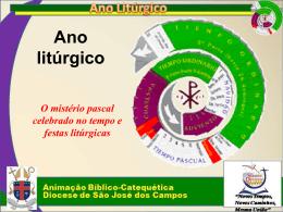 09-AnoLiturgico - Animação Bíblico