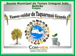 Escola Municipal de Tempo Integral João Beltrão