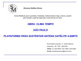 clima tempo - (24-02-05) - serralheria moreno torres metálicas p