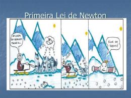 Primeira Lei de Newton 5B
