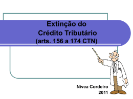 art. 163 do CTN - Cordeiro e Aureliano