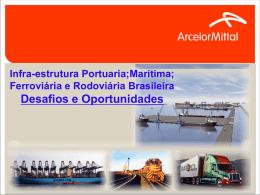 Distribuição dos 50 maiores Portos de Containers no Mundo