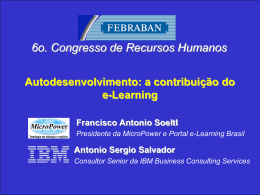 Evolução do e-Learning no Mundo