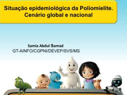 Poliomielite no mundo