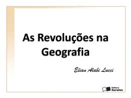 Apresentação do PowerPoint - Página Inicial. Professor Elian Lucci.
