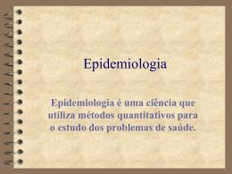 aula: epidemiologia