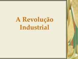 As relações econômicas no mundo industrializado
