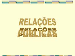 5. instrumentos de relações públicas