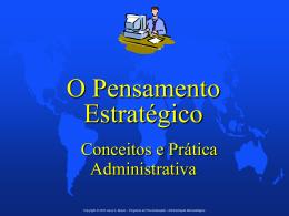 GEN • PPG — GESTÃO ESTRATÉGICA DE NEGÓCIOS