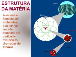 Matéria e seus Estados Físicos