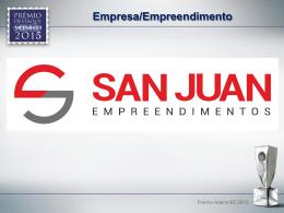 Empresa/Empreendimento Justificativa