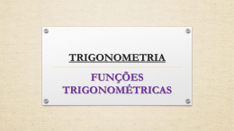 função trigonométrica - 2014