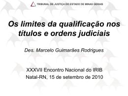 As inovações da Lei 11.382, de 2006 e seus reflexos no registro de
