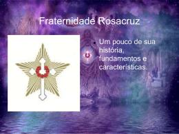 Introdução à Fraternidade Rosacruz