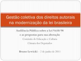 Bruno Lewicki - Câmara dos Deputados