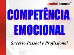 Competência Emocional