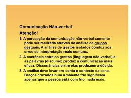 comunicaaao-nao-verbal-ppt