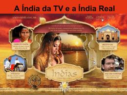 A Índia da Globo e a Índia Real